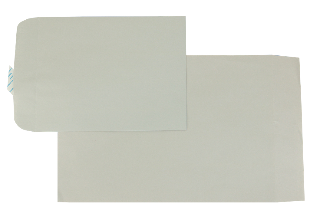 Pack of 50 Gray Kraft 18 x 23 Jumbo Envelopes